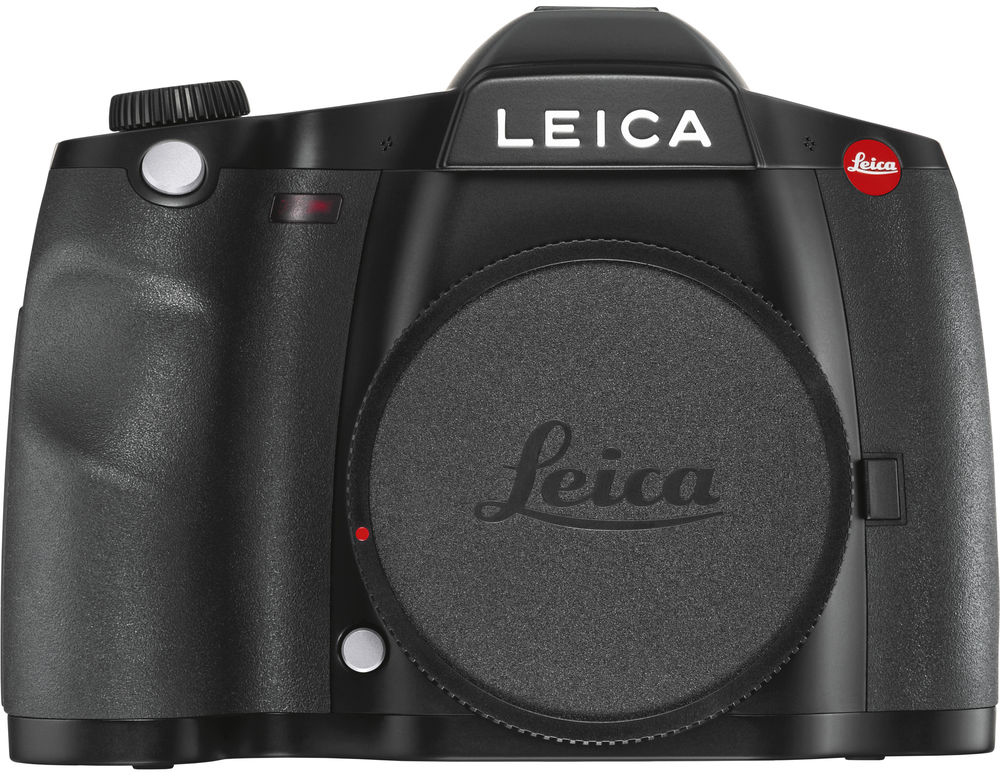 Leica S3 Medium Format DSLR Camera