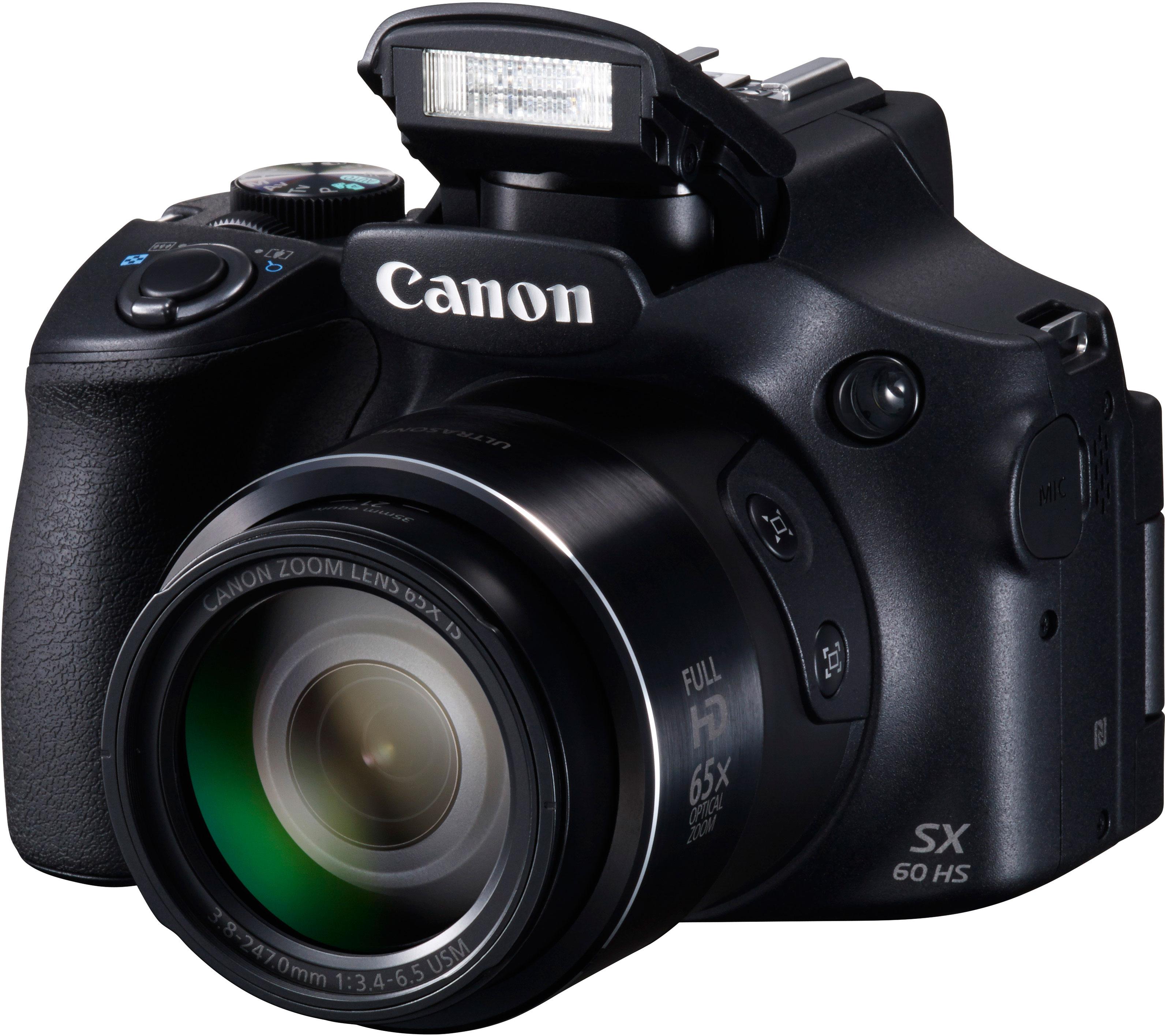 canon powershot camera cameras lineup digital three announced explora weight sx60 hs