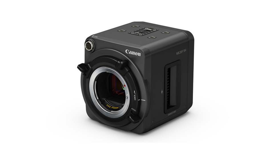 unveiled canon me20f sh 35mm full frame camera with up to 4000000 iso bh explora