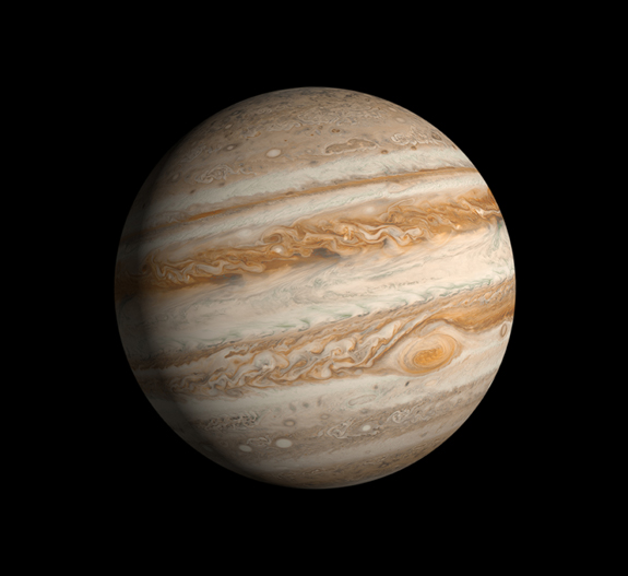 The Best Time to Photograph Jupiter is January 5th