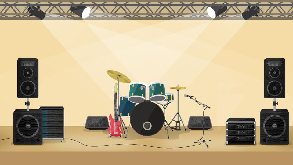 Live Sound 101 Sound System Design And Setup For A Live