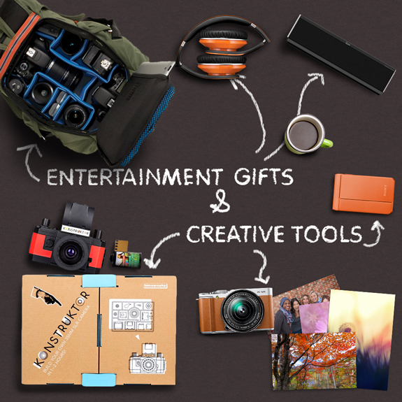 Entertainment Gifts And Creative Tools For Students Explora