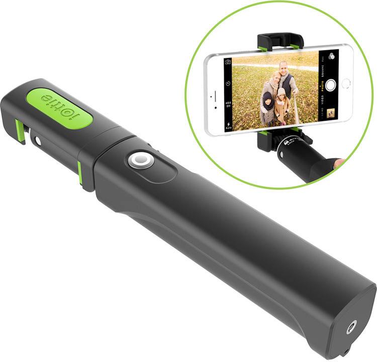 Iottie Migo Selfie Stick With Built In Bluetooth Remote: Selfie Sticks: A B&H Buying Guide