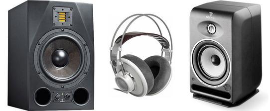 Focal Studio Monitors Gear4music