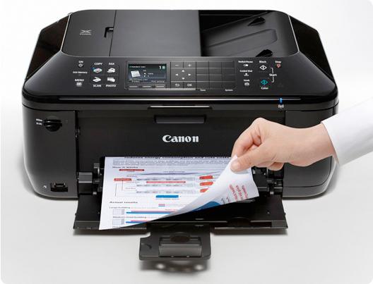 Canon PIXMA MX512 Printer MP Drivers PC