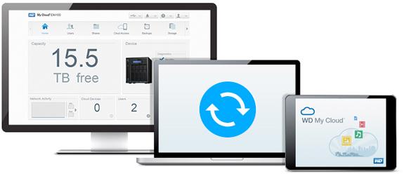 WD MyCloud Business/Expert Series Solves Your Mega-Data Storage