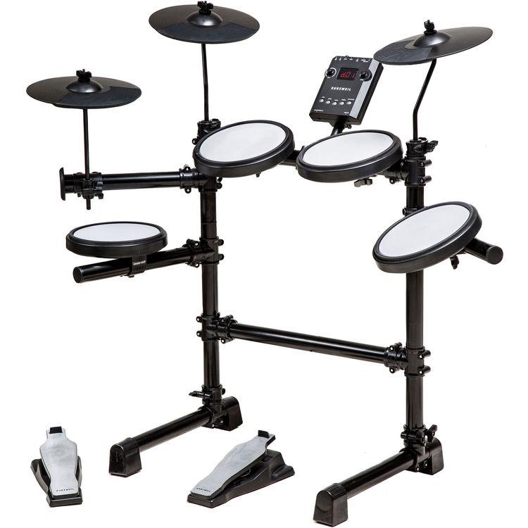Kurzweil KD1S 9-Piece Electronic Drum Set