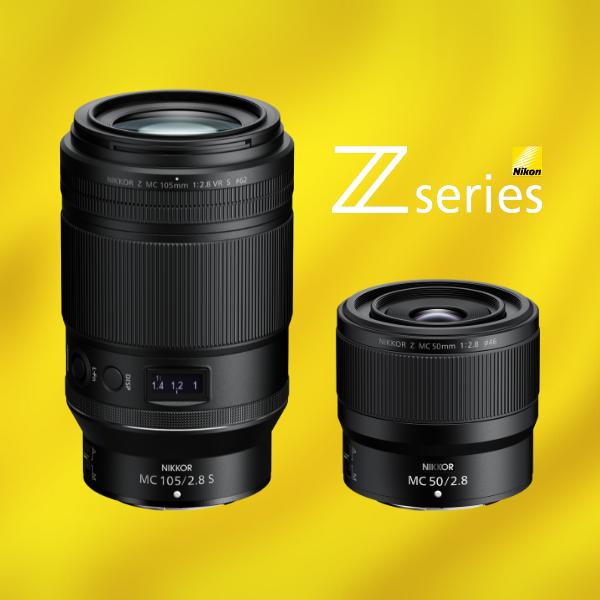 NIKKOR Z MC 50mm f/2.8   Interchangeable macro lens for Z