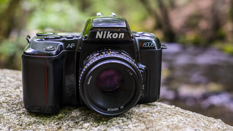 Classic Cameras: My First SLR-The Nikon N6006 (F-601)
