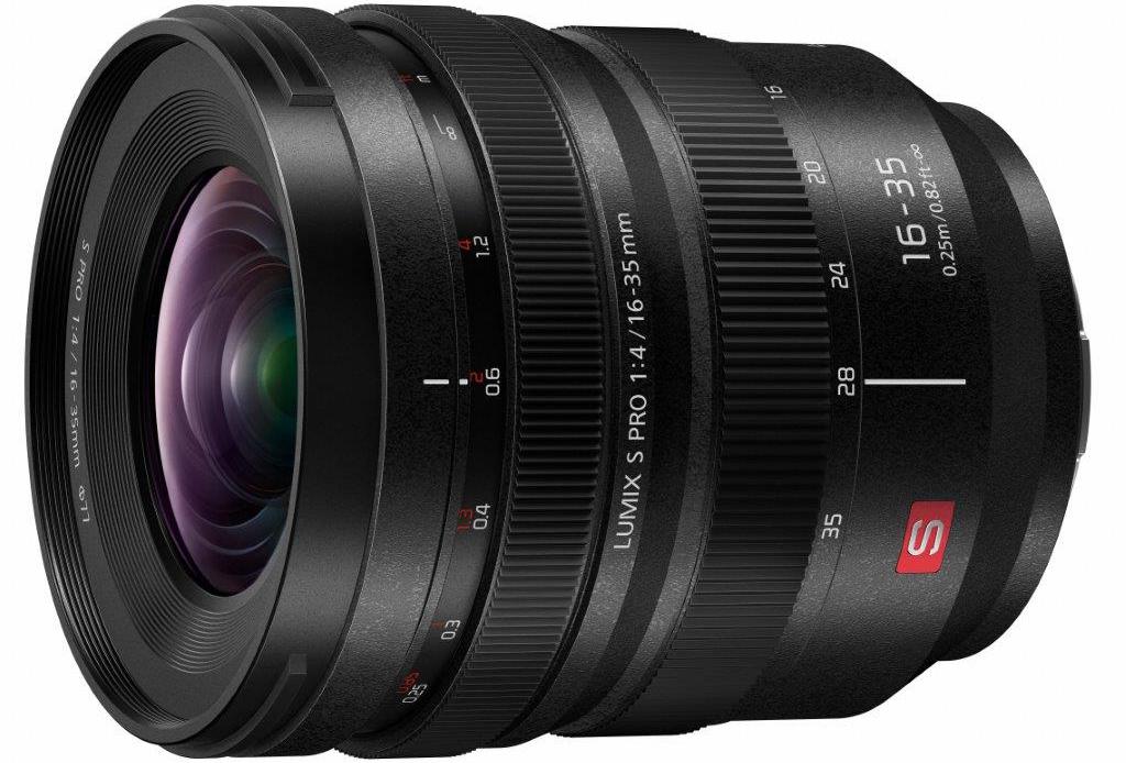 LUMIX S PRO 16-35mm f/4