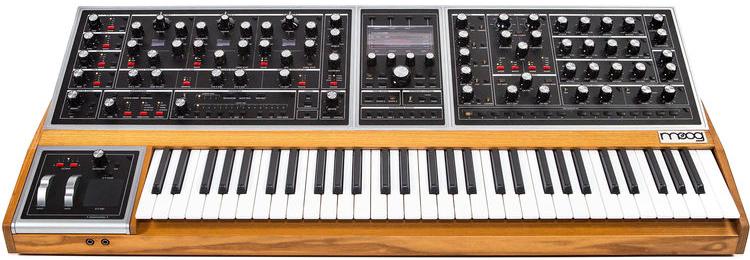 Moog One 3-Part Polyphonic Analog Synthesizer
