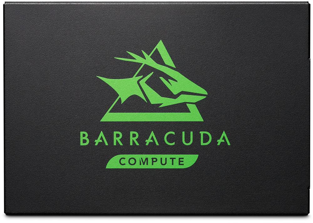 "Seagate 2TB BarraCuda 120 SATA III 2.5"" Internal SSD"
