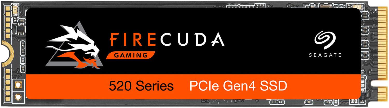 Seagate 1TB FireCuda 520 M.2 Internal SSD