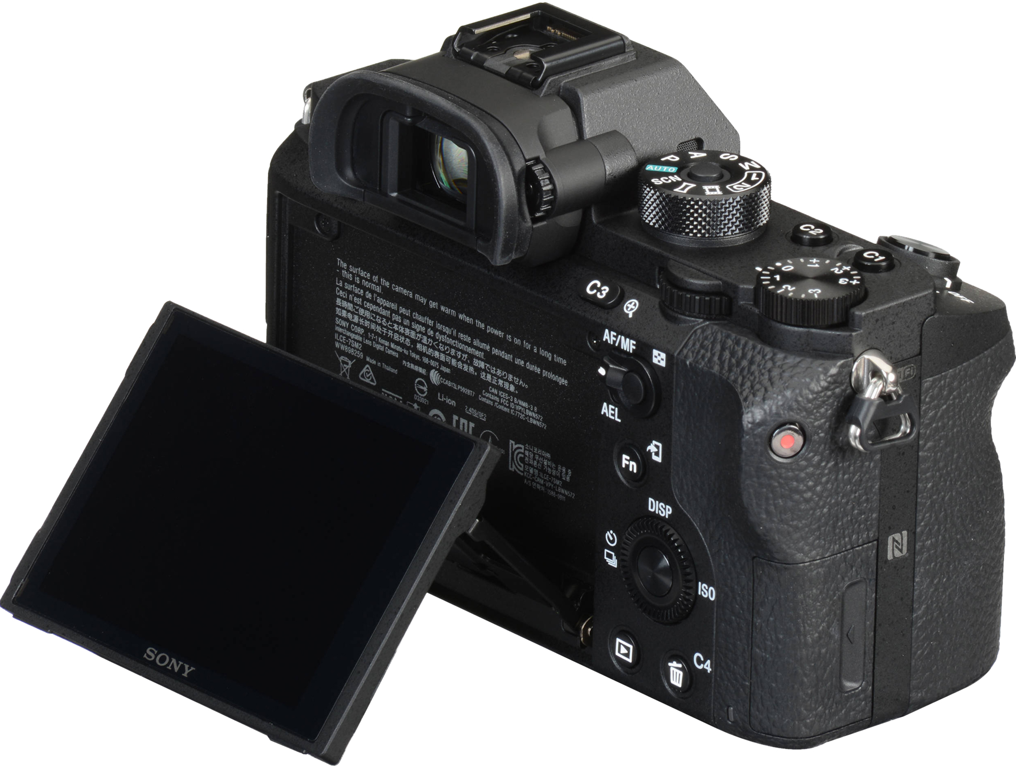 "Cinematics 4:3 Camera Viewfinder for 3/"" LCD Screens 3X Zoom"