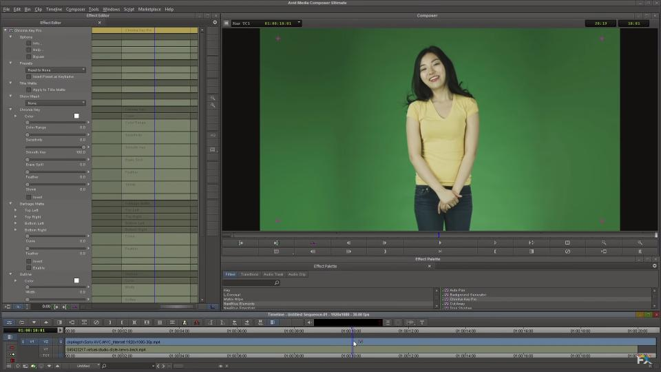 Choosing the Right Software Tools to Edit Green Screen