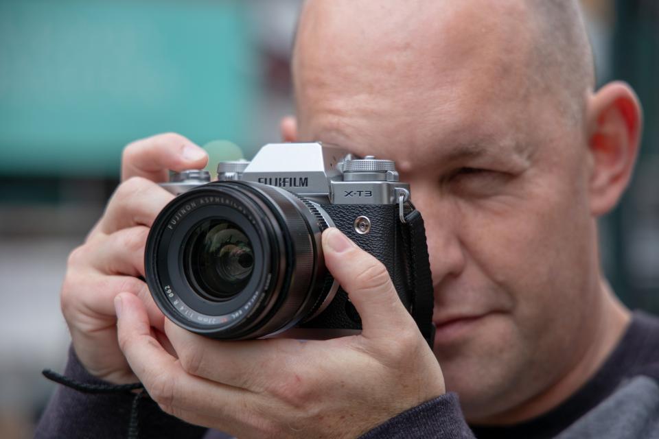 The Fujifilm X-T3: Making Very Good Very Better | B&H Explora