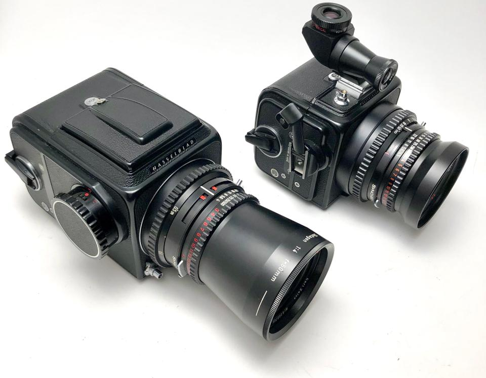 Classic Cameras: The Hasselblad 500C/M | B&H Explora