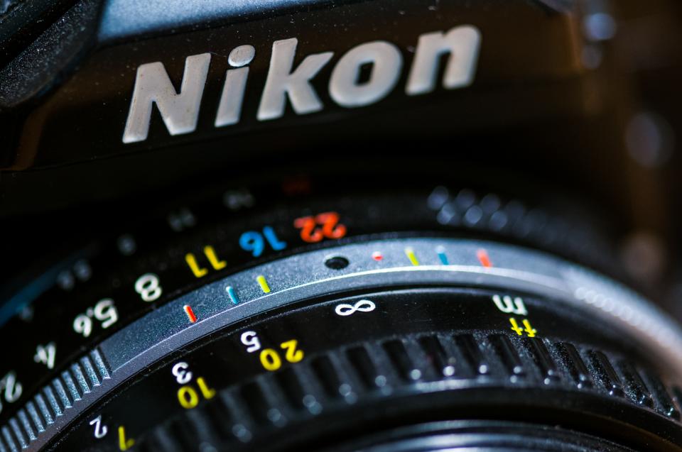 Nikon.