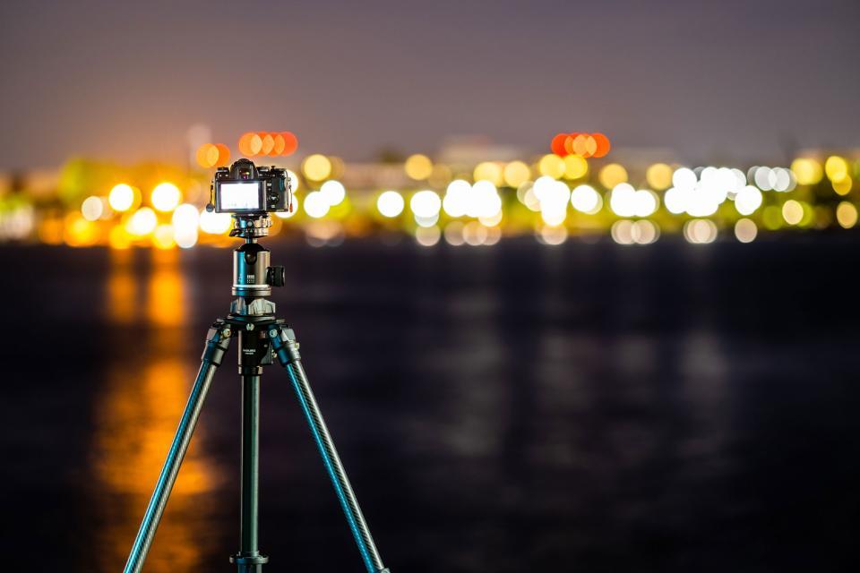 Let's do some nighttime photos!