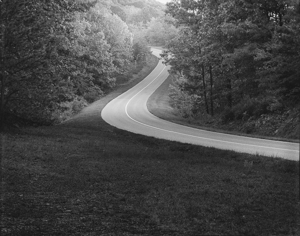 Blue Ridge Parkway, Virginia, © 1965 Paul Caponigro