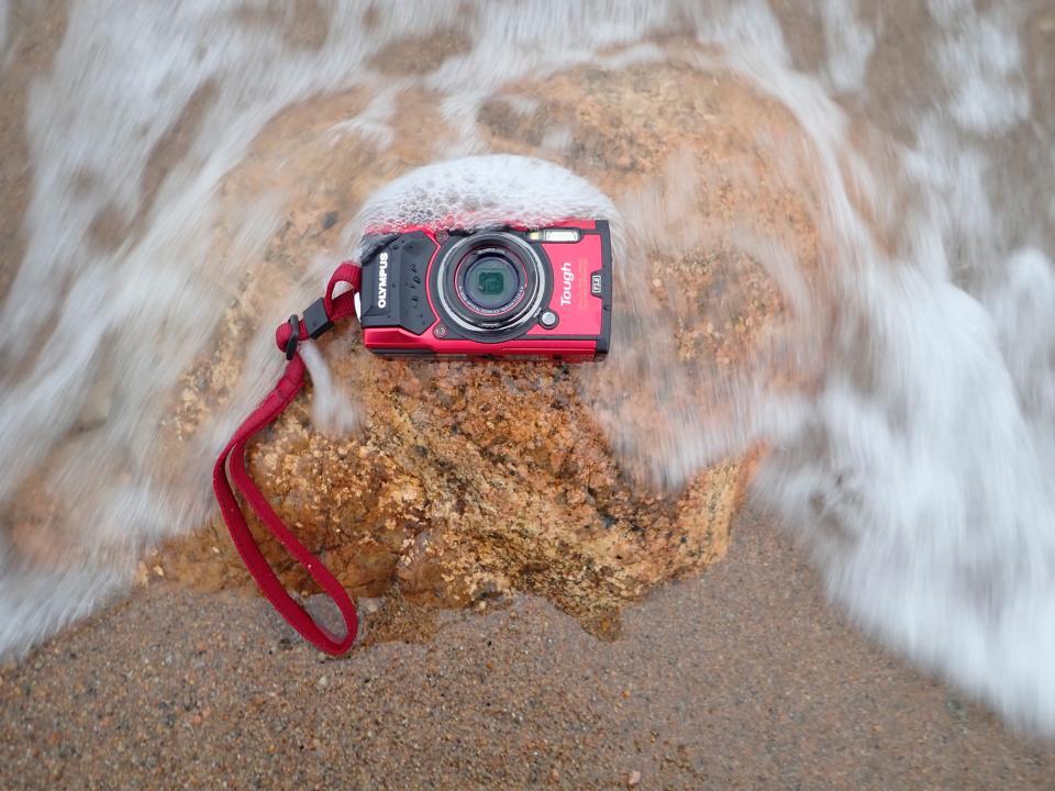 Image result for Olympus TG-5 Waterproof