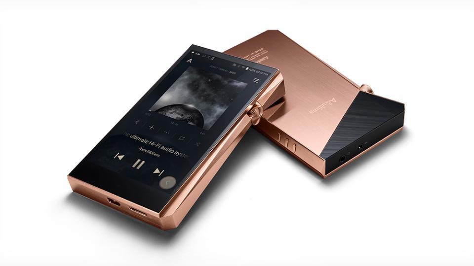 Astell&Kern SP2000 A&ultima Series High-Resolution Music Player