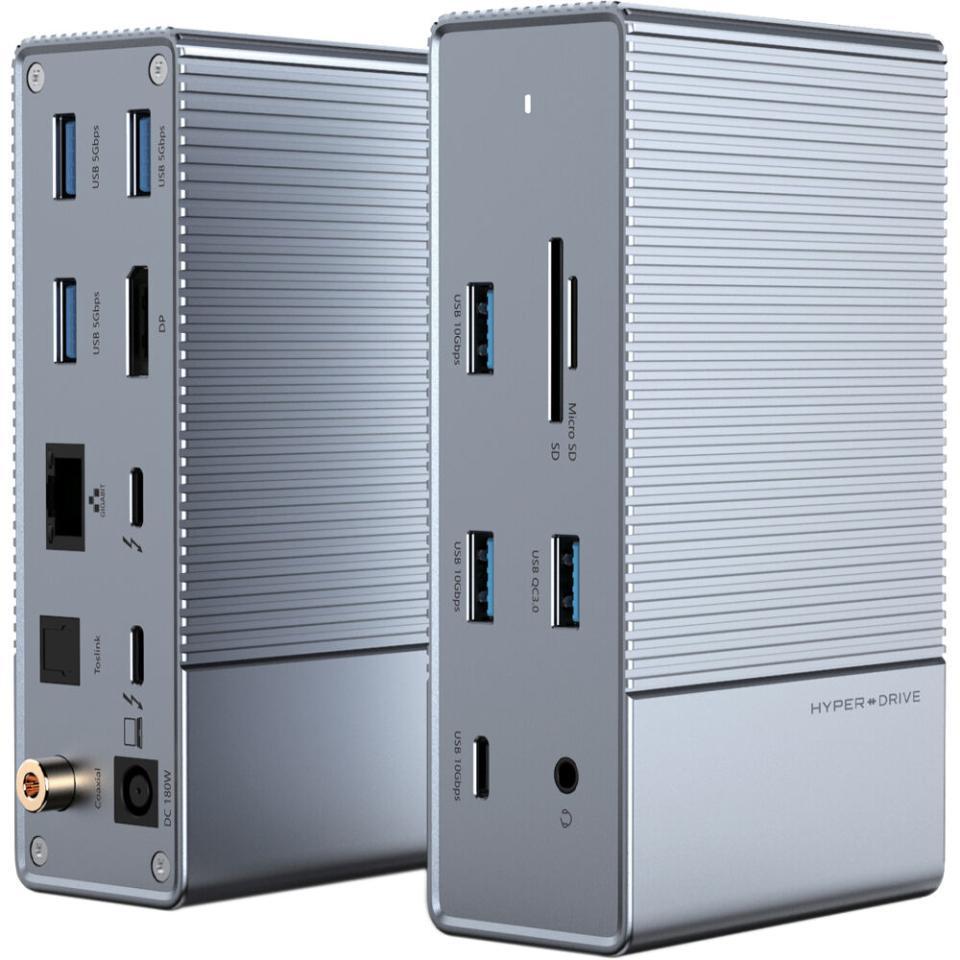 HYPER HyperDrive GEN2 16-in-1 Thunderbolt 3 Dock