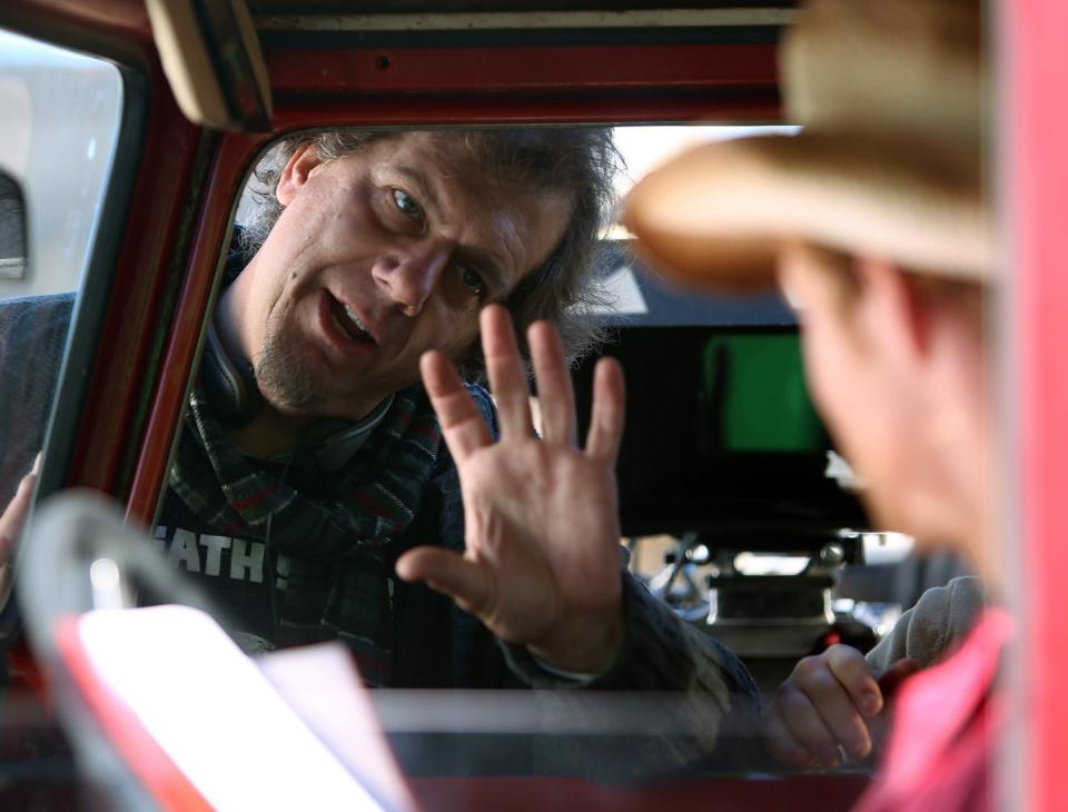 Roderick Stevens Directing on Learning to Drive
