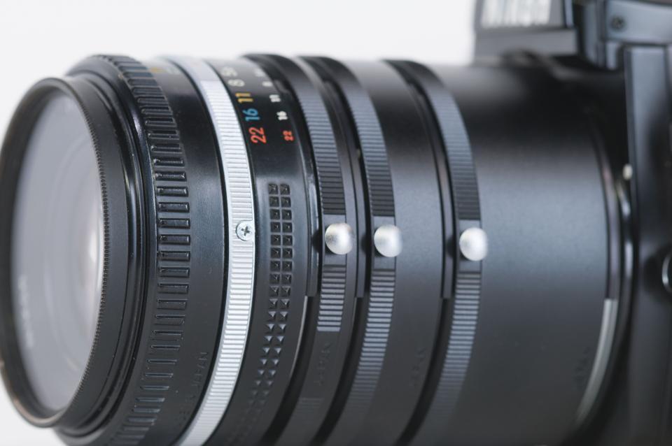 Macro Photography tubes