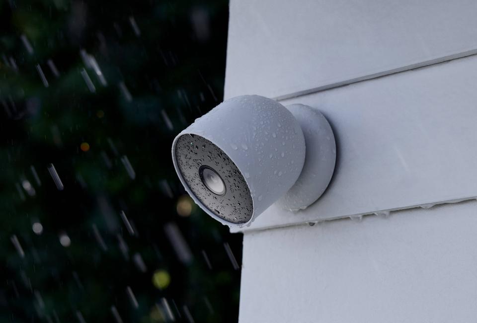 Google Nest Cam 1080p Indoor/Outdoor Camera