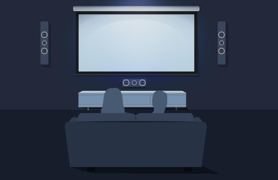Movie Theater Rooms Ideas