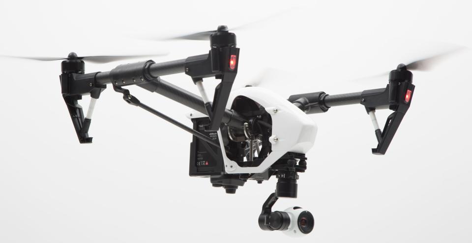 Unveiled: DJI Inspire 1 Quadcopter | B&H Explora