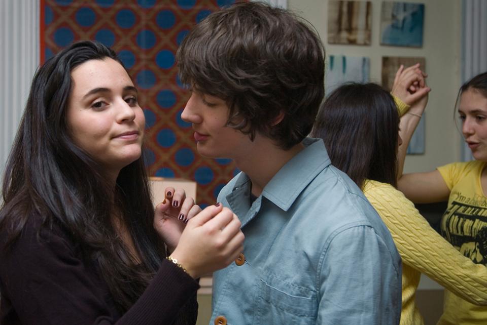 Nicolas's Kiss, from Teen Tribe, 2007