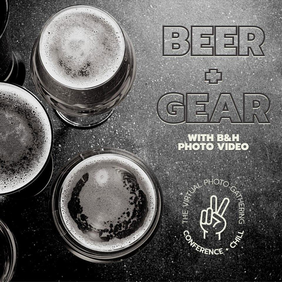 """Another C+C high point is B&H's Beer + Gear Hangout hosted by Madeleine Budd. """"Madeleine is so cool,"""" says Owen. """"She always brings in knowledgeable guests, and B&H has provided great discounts, giveaways, and support for our events."""""""