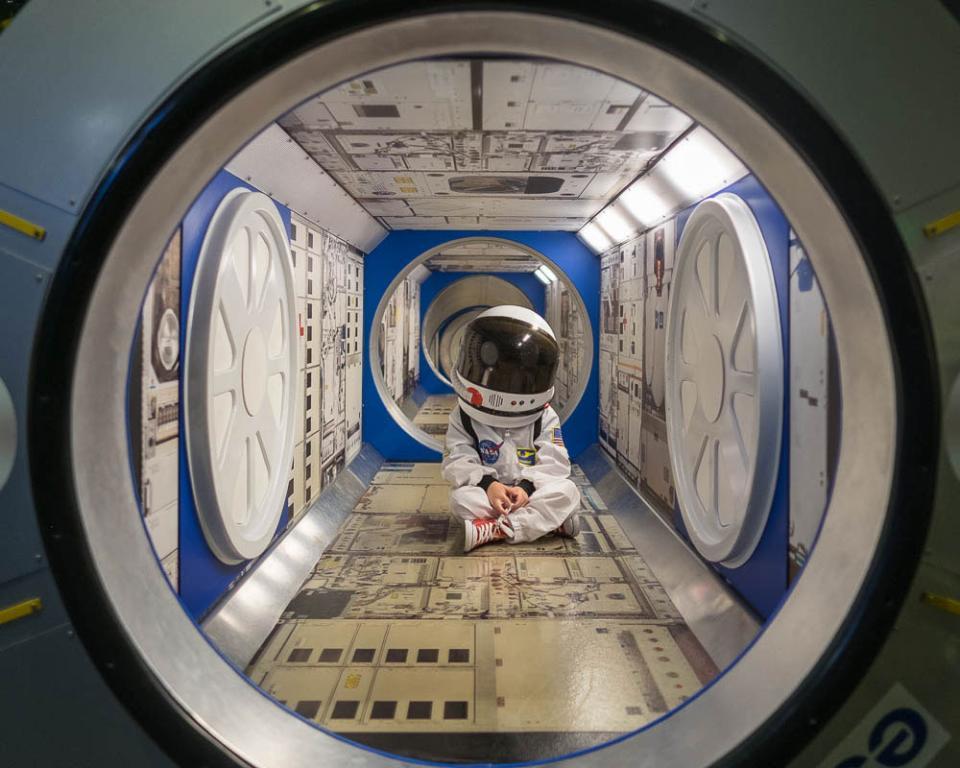 ISS Playground