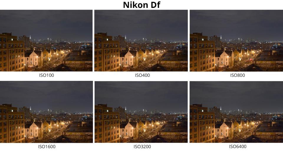the nikon df vs d800 b h explora