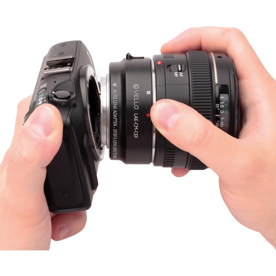 An Introduction to the Wide World of Lens Adapters for Video