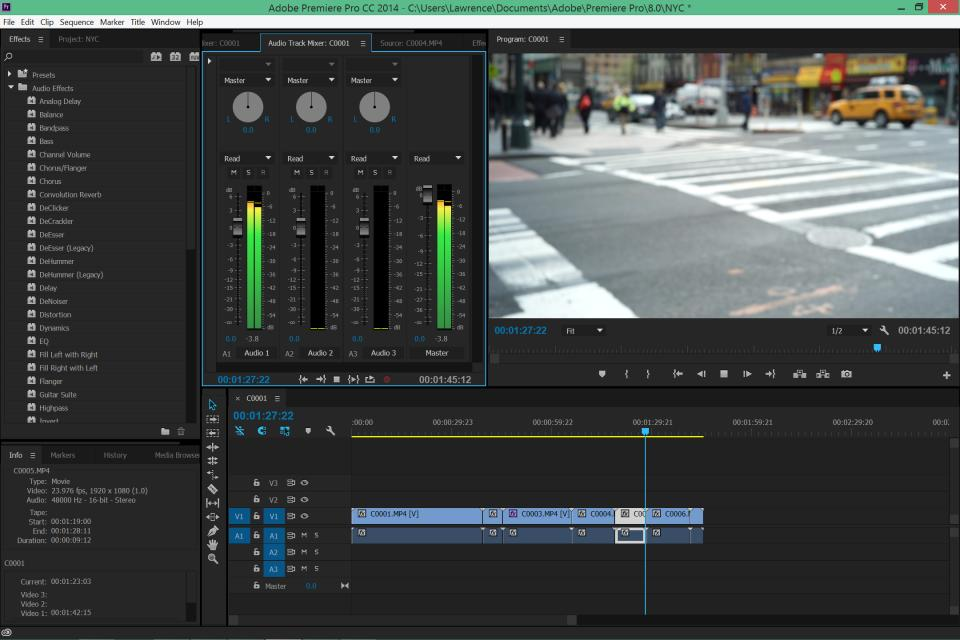 Hands-On Review: Video Editing on the Microsoft Surface Pro 3 | B&H
