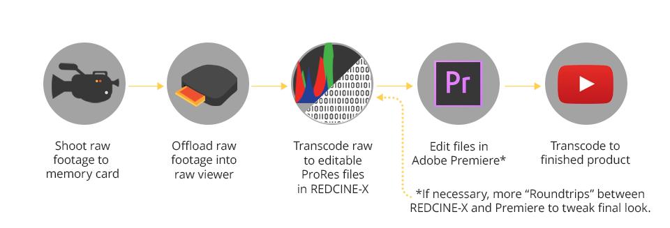 Video Workflow: Using RAW Files | B&H Explora