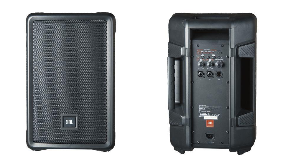 JBL IRX108BT Compact Powered 8