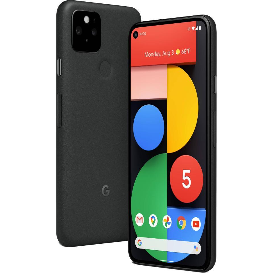 Google Pixel 5 5G Smartphone