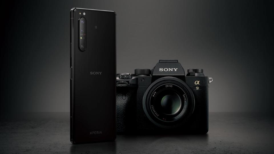 The Xperia 1 II borrows tech from Sony's celebrated Alpha 9 series of professional cameras, including eye autofocus for humans and animals.