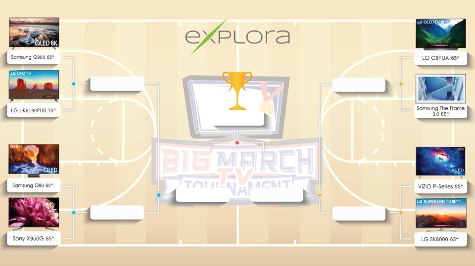 The Big March TV Tournament | B&H Explora