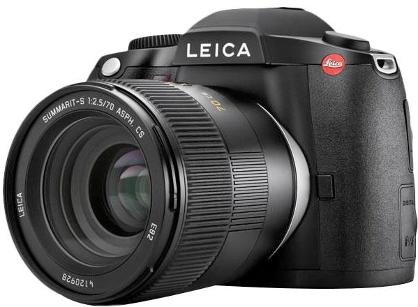 Leica S2 and S (TYP 007)