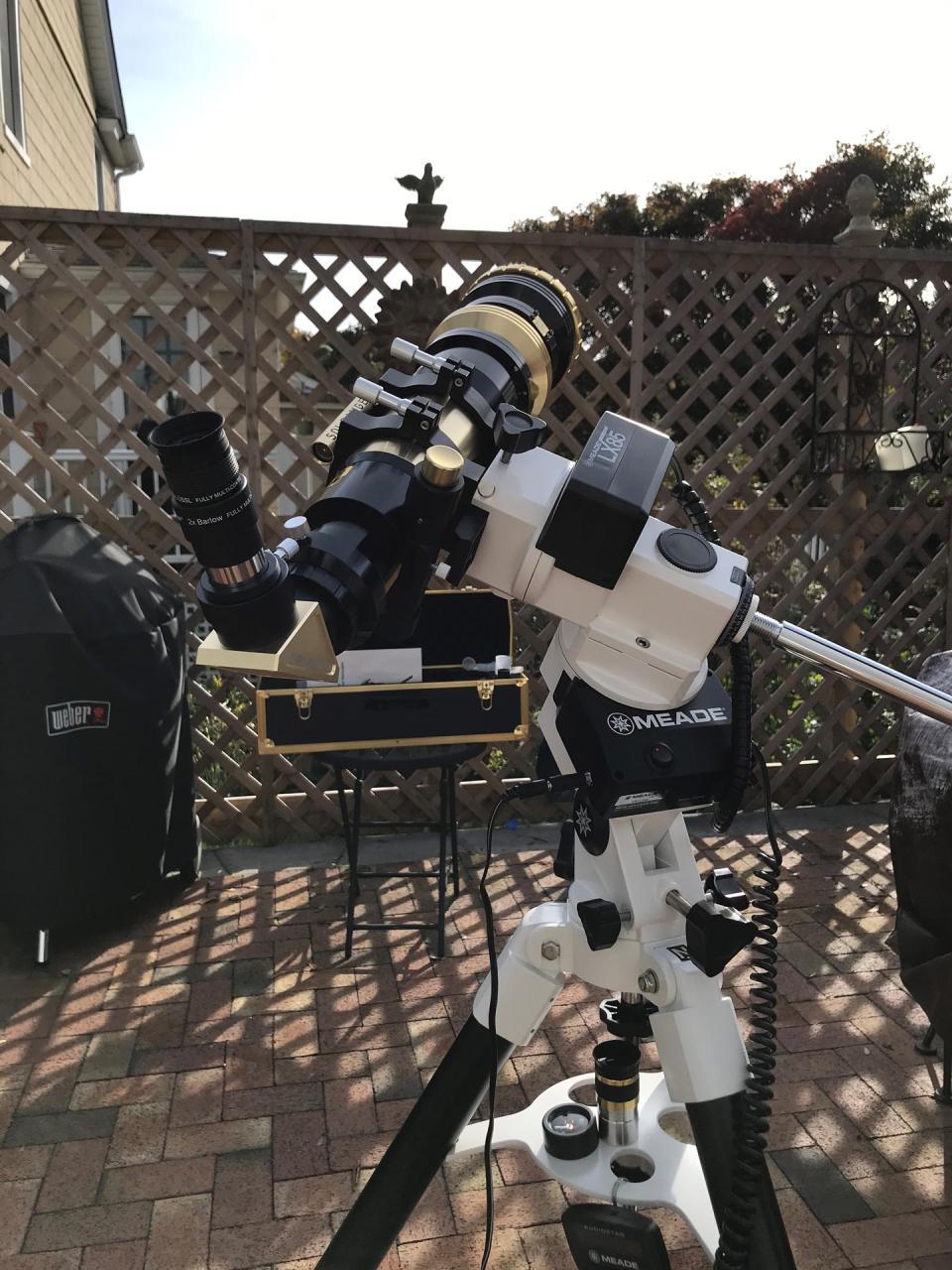 Coronado SolarMax III