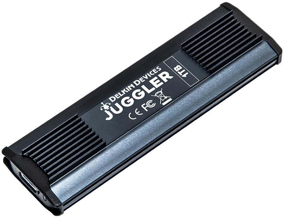 Delkin Devices Juggler USB 3.1 Gen 2 Type-C Cinema SSD