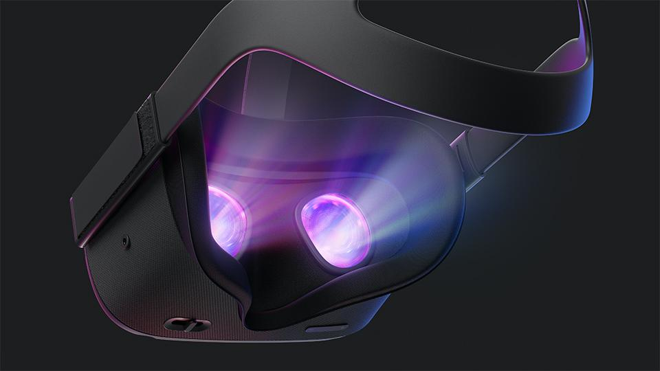 Although it doesn't have the same horsepower as the Oculus Rift S, the Quest offers a higher image resolution.