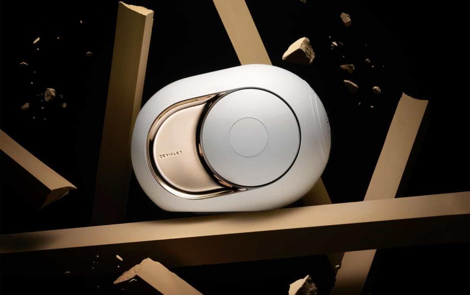 Devialet Phantom I 108 dB Wireless Speaker (Gold)