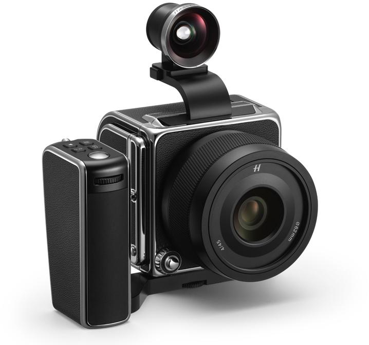 Hasselblad 907X 50C with Control Grip and Optical Viewfinder