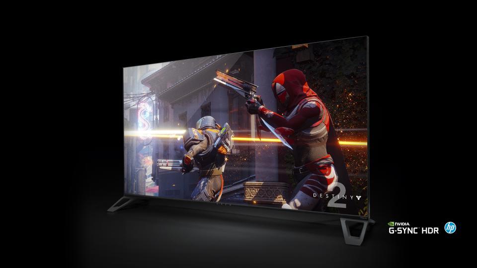 CES 2018: NVIDIA Introduces Big Format Gaming Displays | B&H